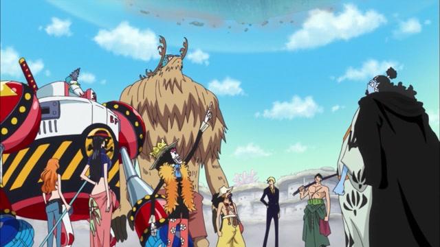 노아, 멈춰라! 결사의 코끼리 총난타!