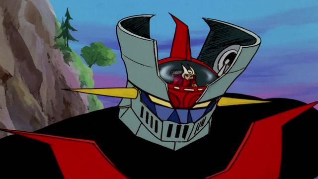 38화 의문의 로봇, 미네르바 X