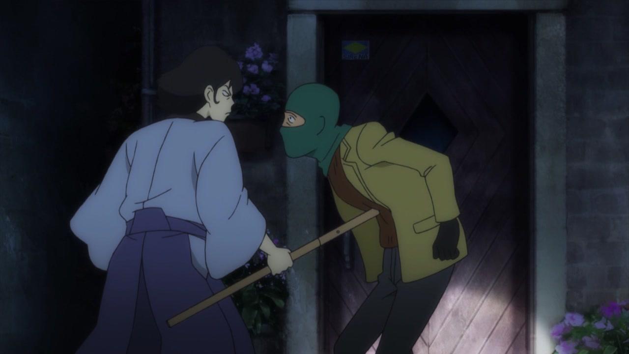 12화 제13대 이시카와 고에몽, 낭비하다