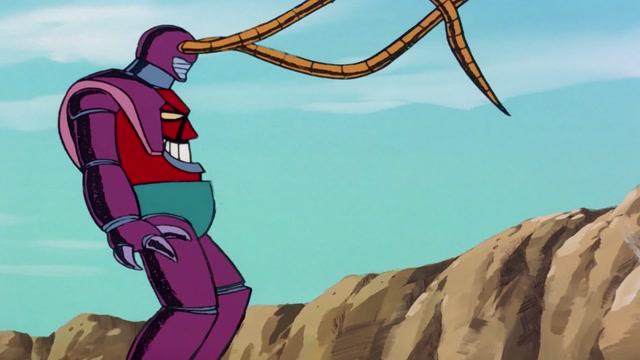 49화 최면에 걸린 땅딸이 로봇