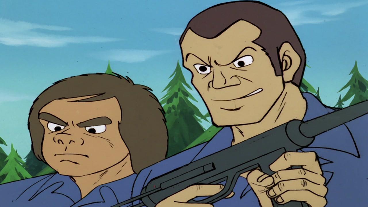 64화 여자 007 VS 흉악범