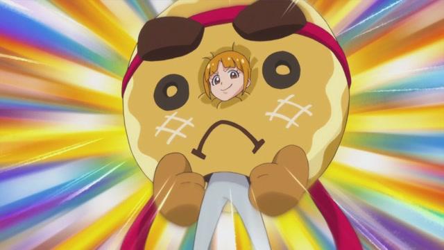 12화 은하와 아이돌! 뜨거운 도넛 배틀!