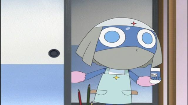 제32화 케로로 소대의 만화영화로 퍼렁별을 정복하라