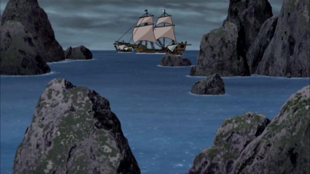 51화 전함의 섬