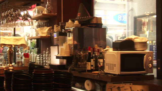 7화 무사시노 시 키치조지 카페의 나폴리탄