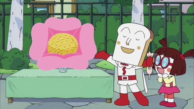 1화 식빵맨과 컵케이크소녀