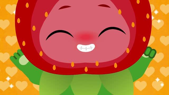 1화 콩순이 딸기송