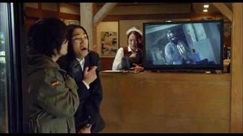 극장판 파워레인저 다이노포스 특별편 - 우리들은 현상금 사냥단