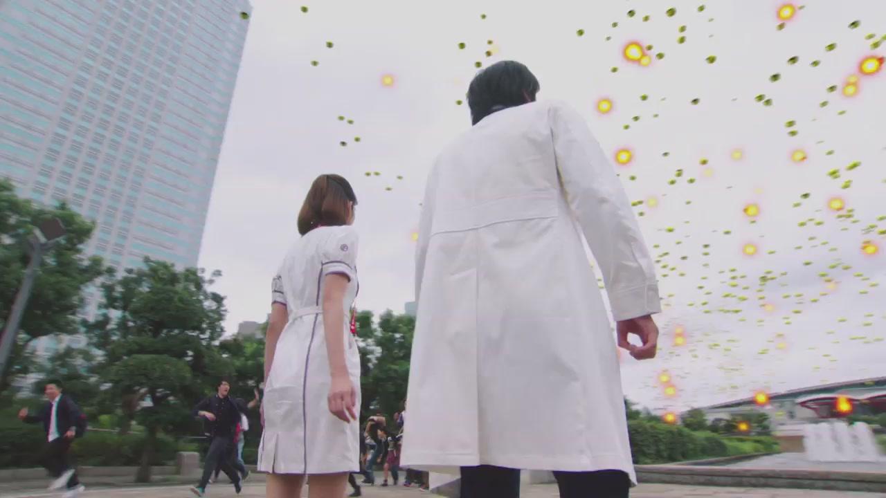 극장판 가면라이더 뉴 제네레이션 Dr.팩맨 VS 이그제이드 & 고스트 with 레전드 라이더