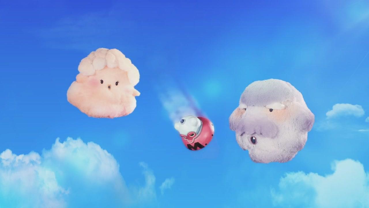 5화 고마워, 구름가족