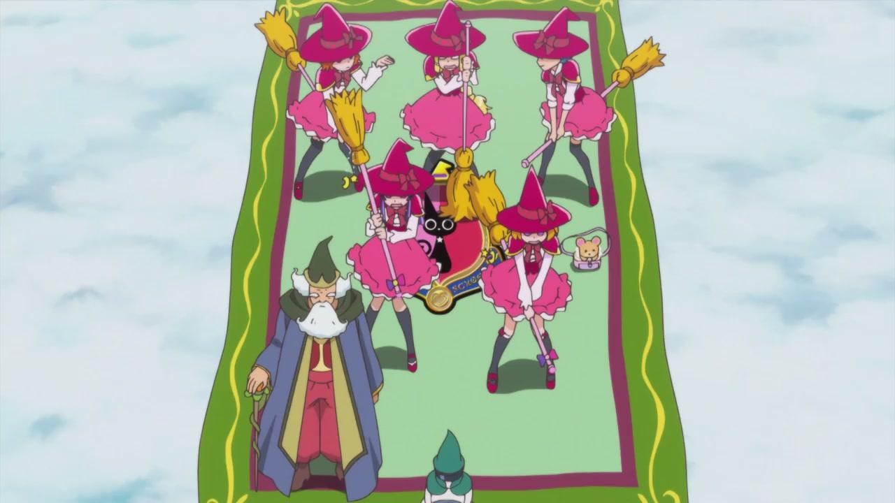 8화 마법 빗자루로 GO! 페가수스 모자를 구해라!