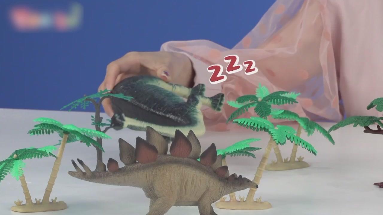 8화 초식공룡마을에 거대한 응가산이?