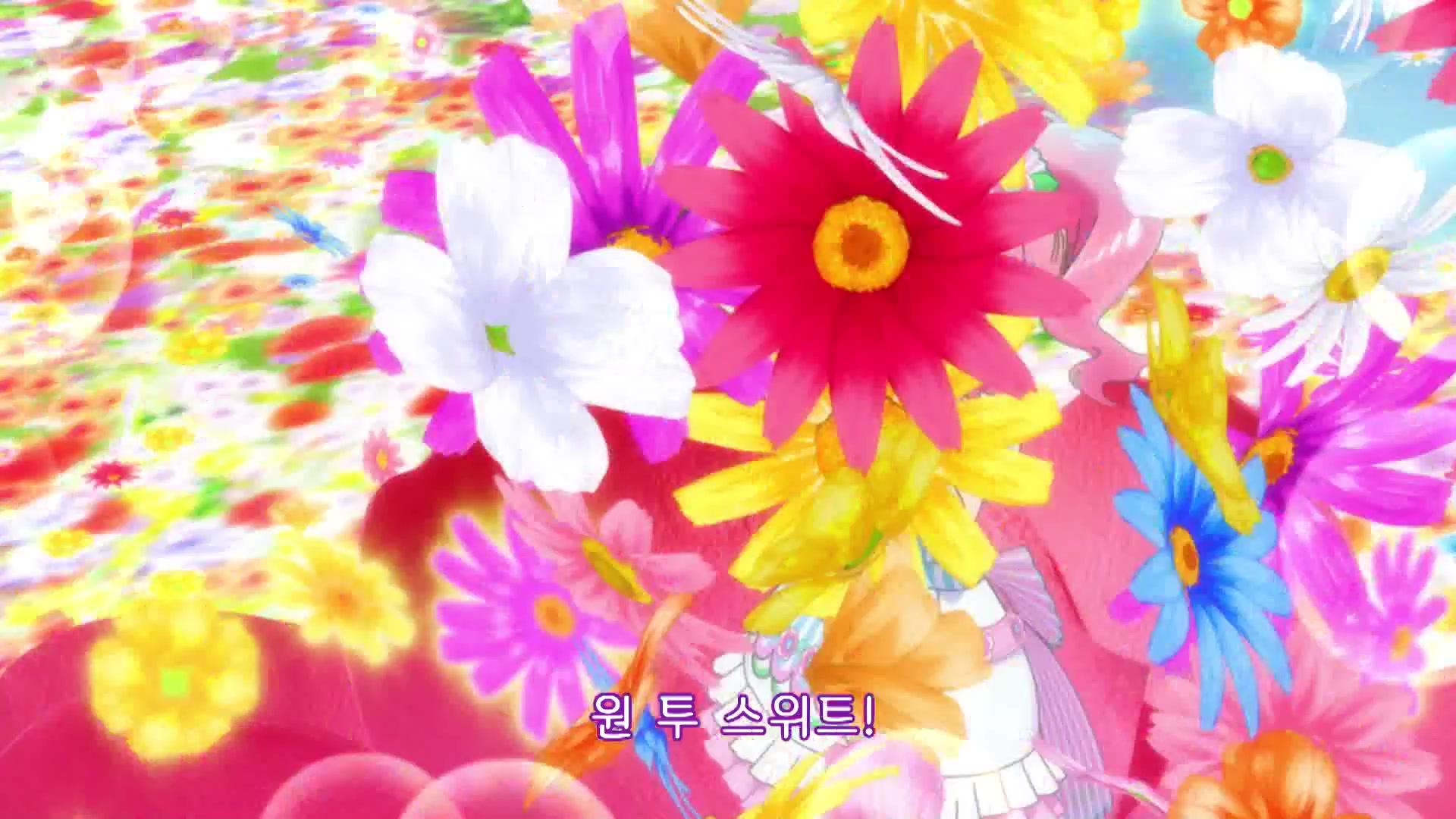 12화 결승전에서 프리☆채널