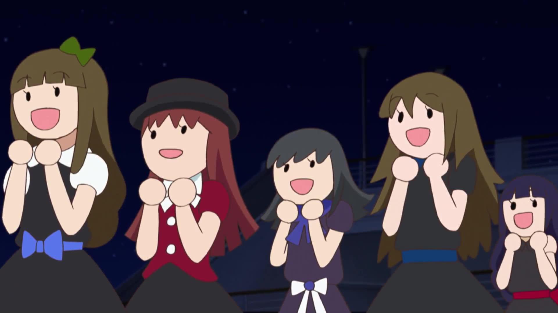 18화 서머 크루즈 페스티벌에서 프리☆채널