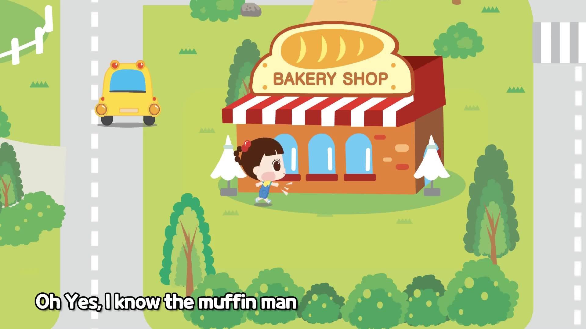 8화 Do you know the muffinman