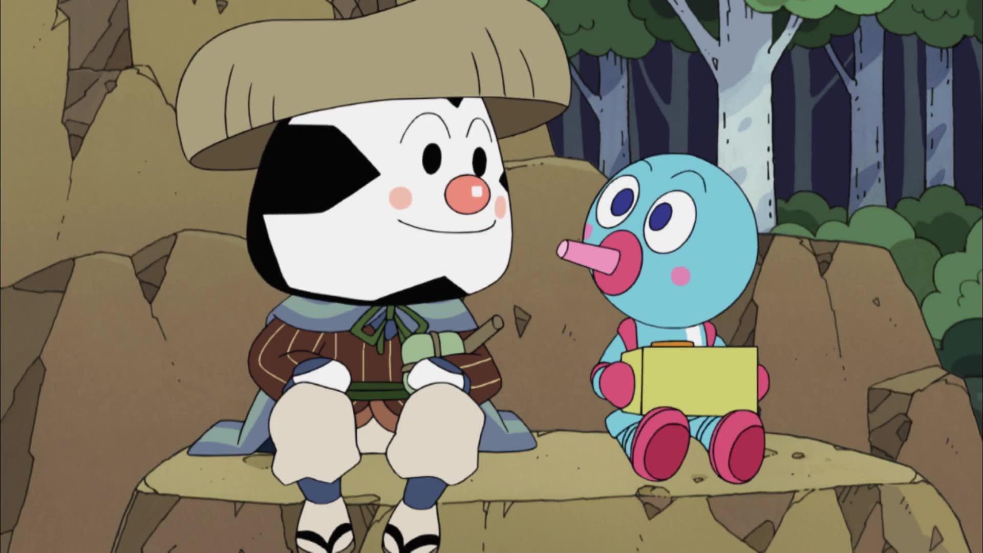 5화 주먹밥맨과 유리구슬소년