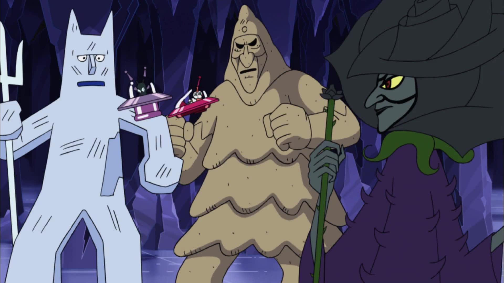 7화 호빵맨과 세균 대군단