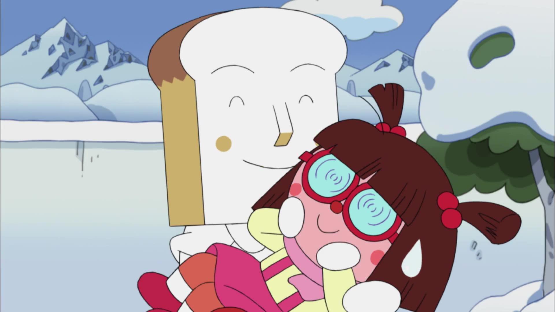 12화 식빵맨과 스튜아줌마