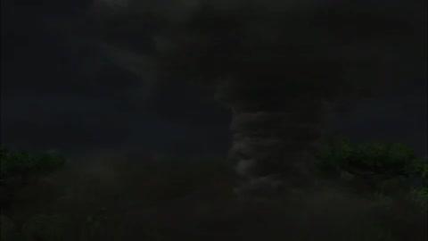 제 25화 회오리 바람 대소동