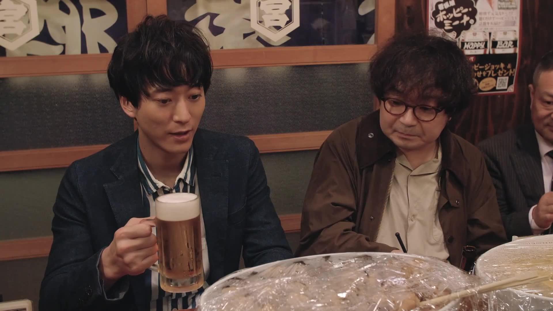 열한 번째 코노지 - 신바시 <우메즈>, 진보쵸 <효로쿠>