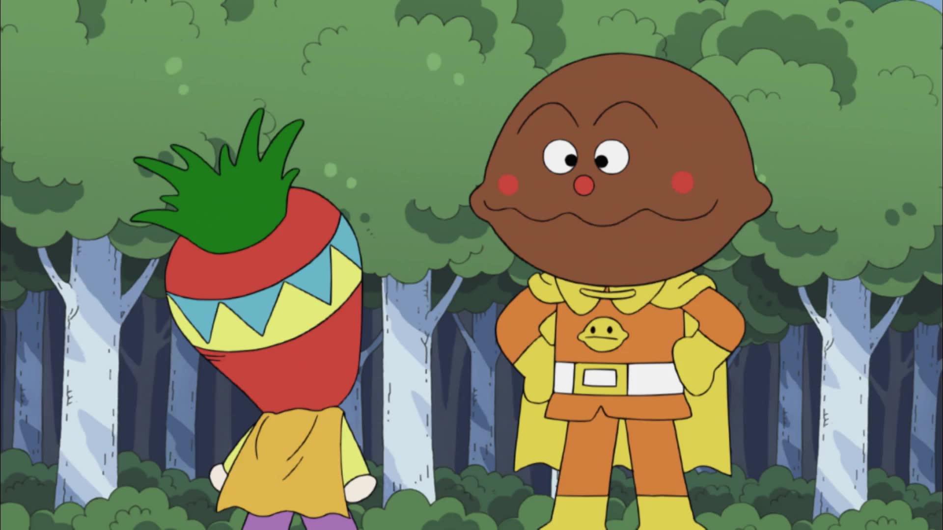 16화 카레빵맨과 당근소년