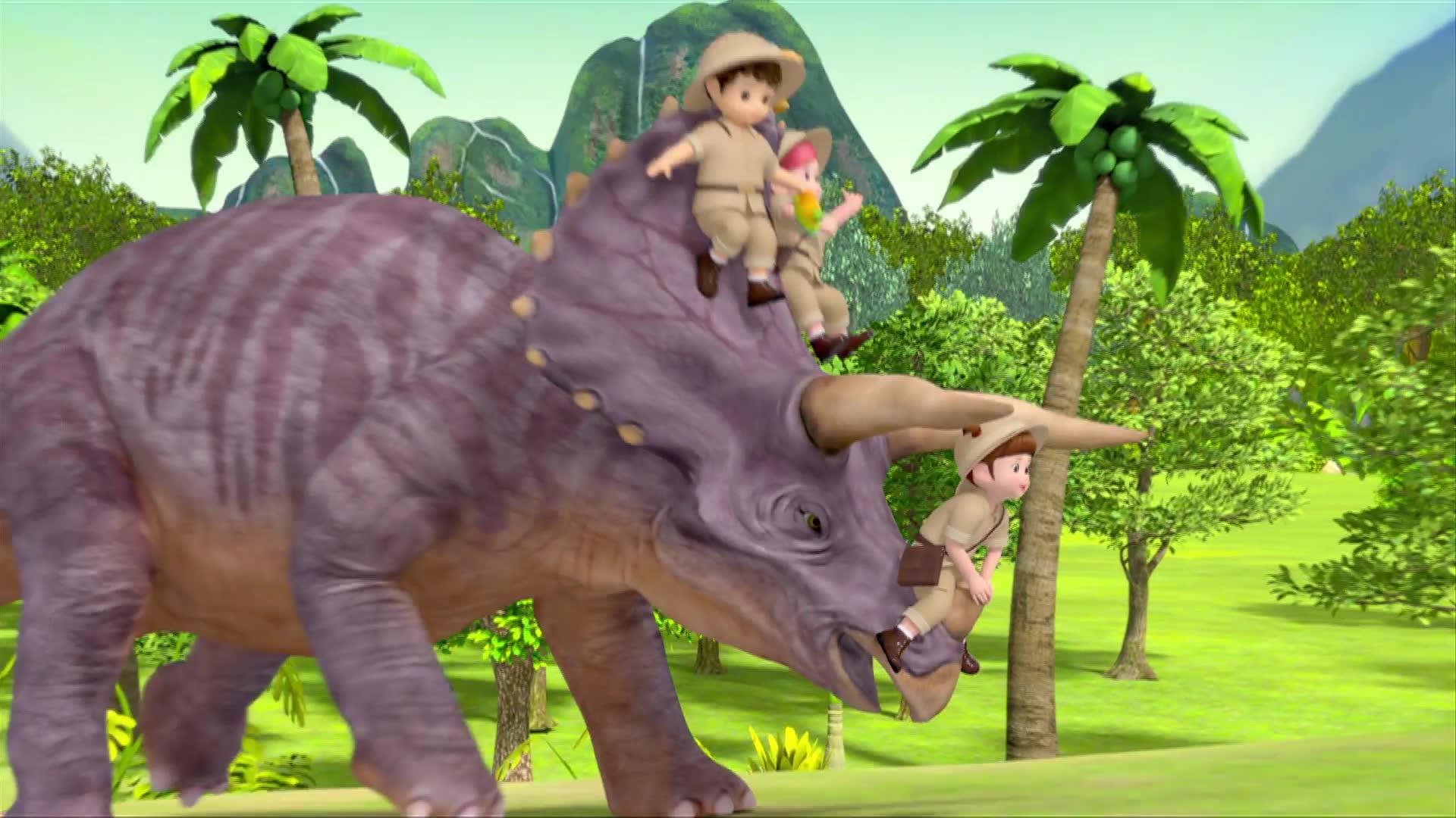 6화 공룡2부 공룡은 내 친구