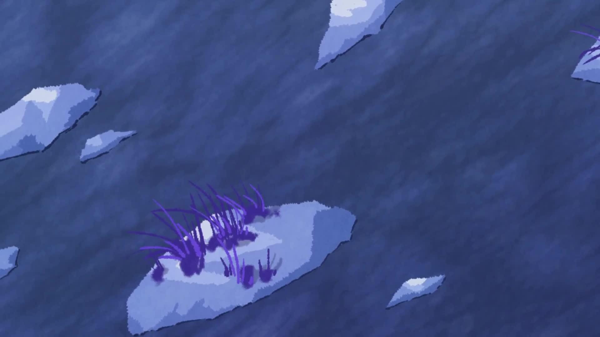 63화 호화 여객선을 습격한 모타스트로피