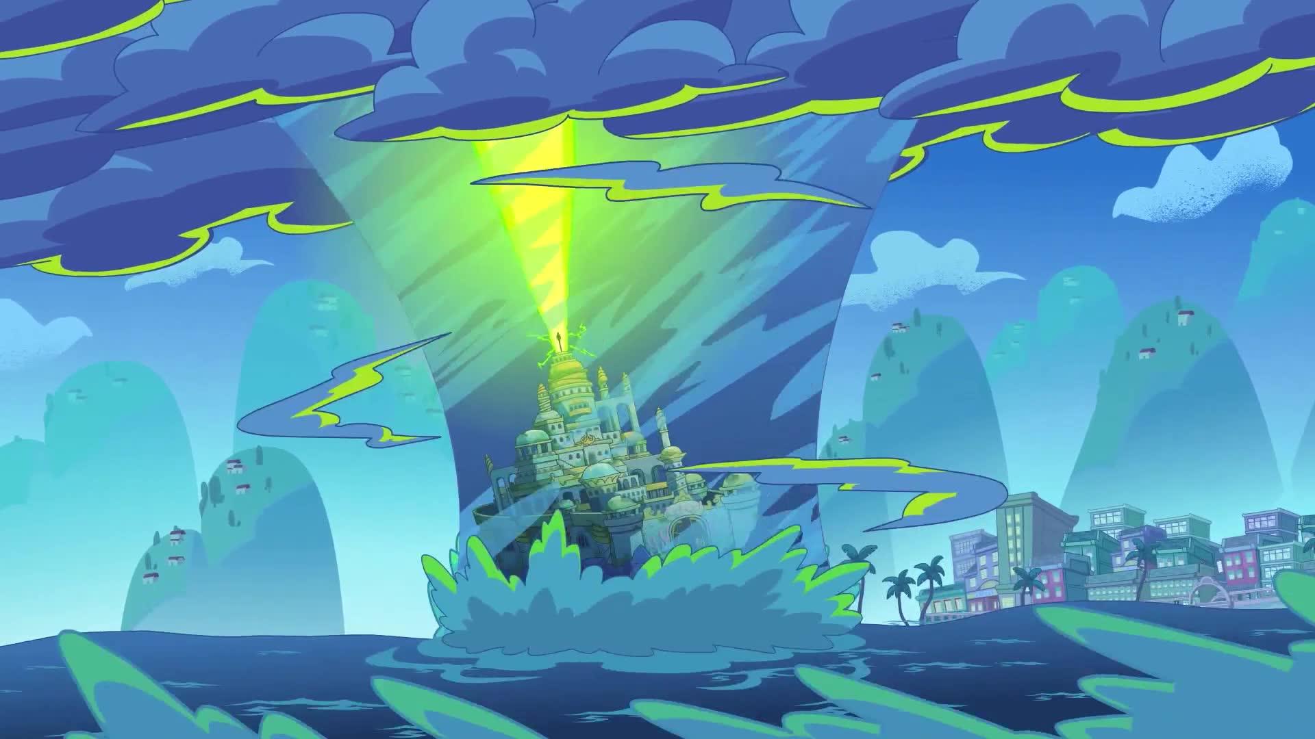 1화 The Sea Lord's Trident