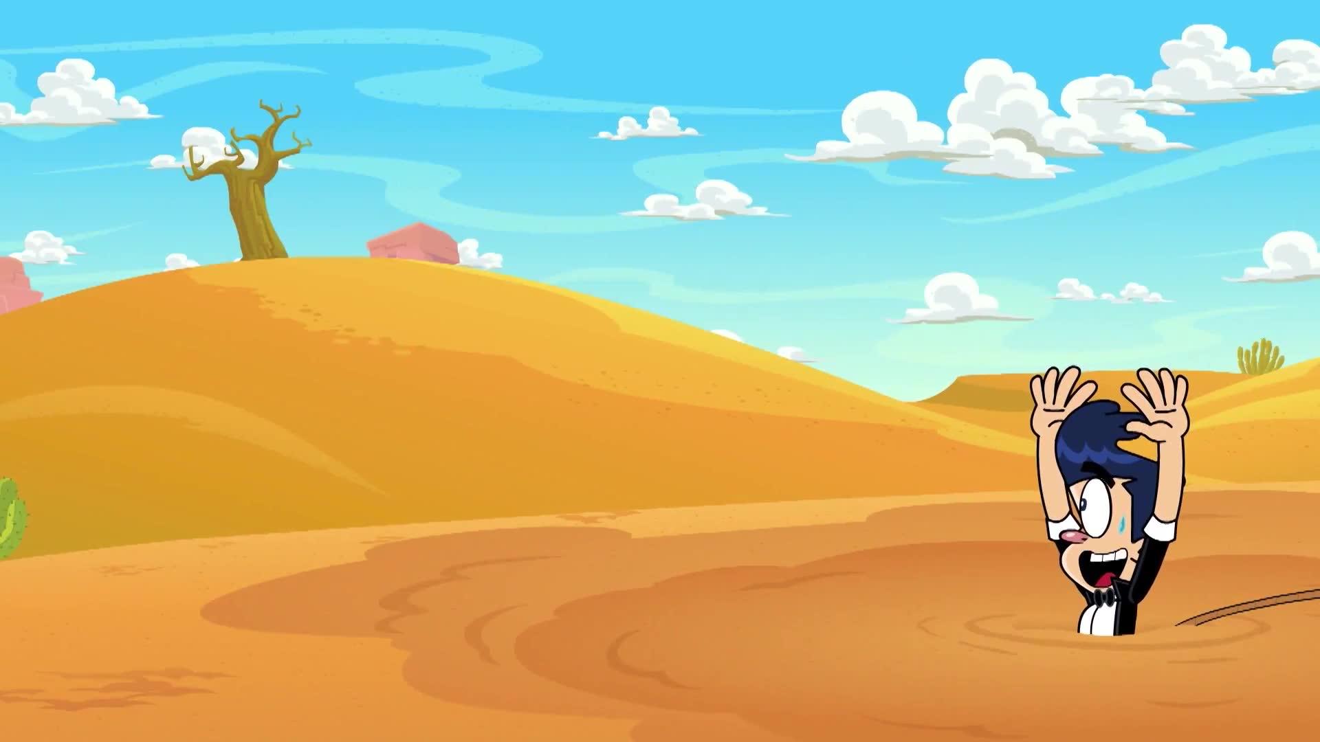 11화 Lost In The Desert