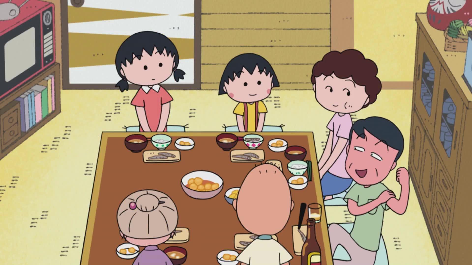 29화 마루코, 보양식을 먹고 싶어!