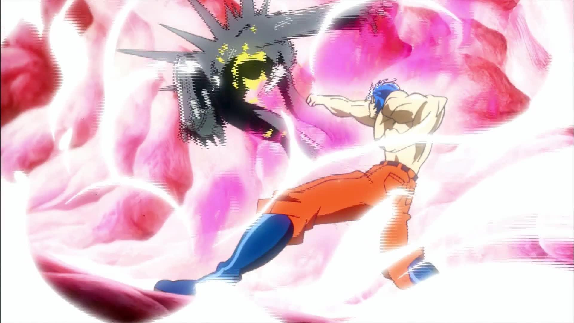 11화 야생의 싸움! 토리코, 최강 공격!!