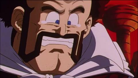 46화 격돌! 슈퍼 사이어인4 VS 슈퍼17호