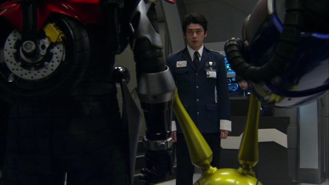 Mission 06 합체, 고버스터 킹!