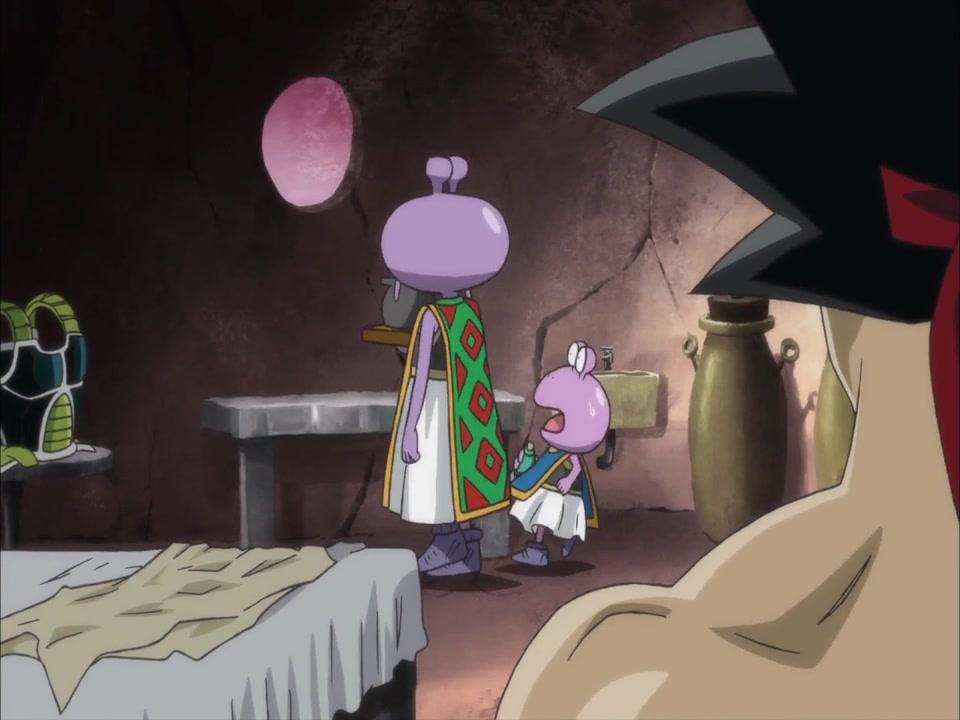 드래곤볼 OVA 에피소드 오브 버독