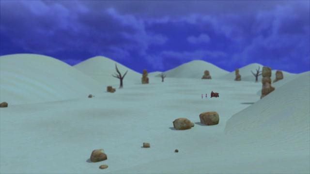 제34화 사막의 데블 나이트