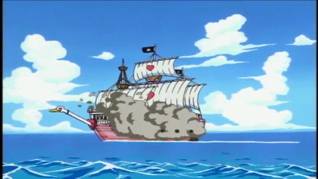제 1 화 나는야 루피, 해적왕이 될 거야!