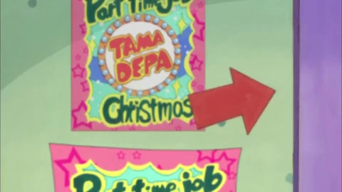 11-1화 메리! 스페이시! 크리스마스! / 11-2화 해피해피! 일루미네이션!