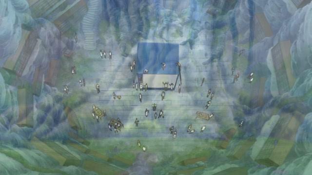 제 19화 붉은 돌!  '원피스'로 향하는 이정표