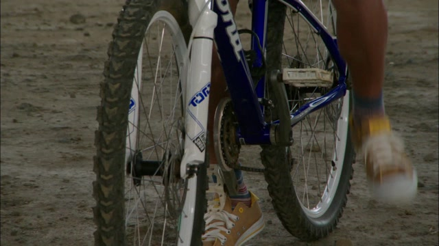 제 40화 자전거를 타고 싶어