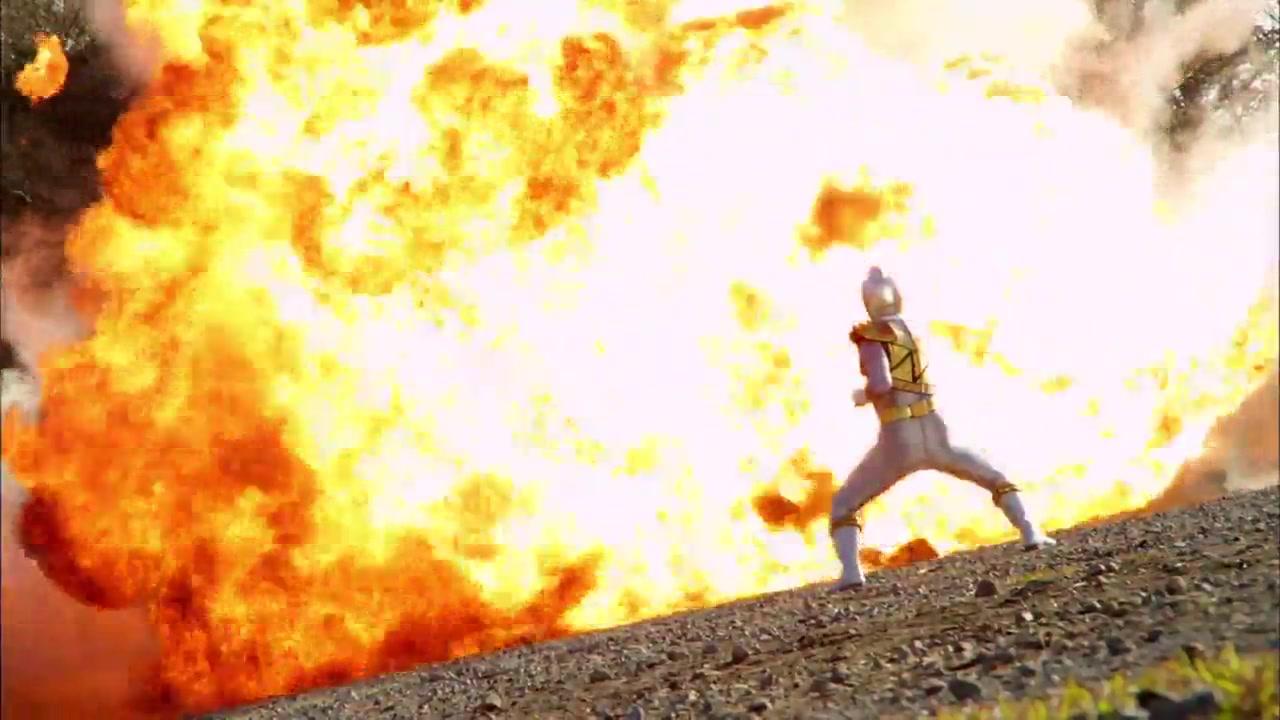BRAVE48. 대폭발! 안녕, 다이노포스!